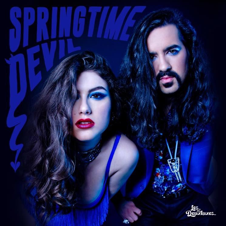Les Deuxluxes 'Springtime Devil'