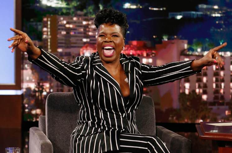 Leslie Jones Is Reportedly Leaving 'SNL'