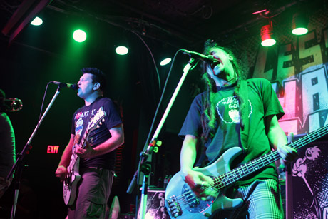 Less Than Jake / Big D and the Kids Table / The Interrupters Pyramid Cabaret, Winnipeg MB, October 14