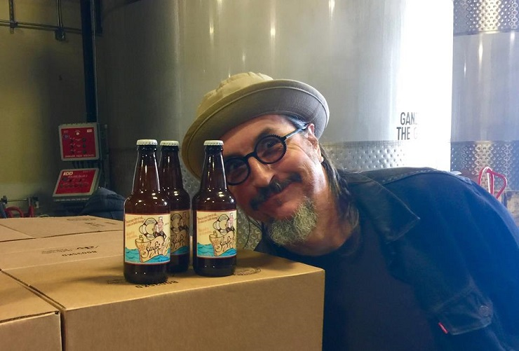 "Les Claypool Develops the World's First ""Soothing Soda"""