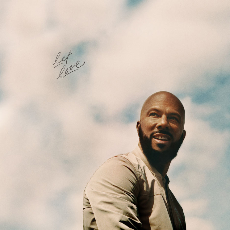 Common Details New Album 'Let Love'