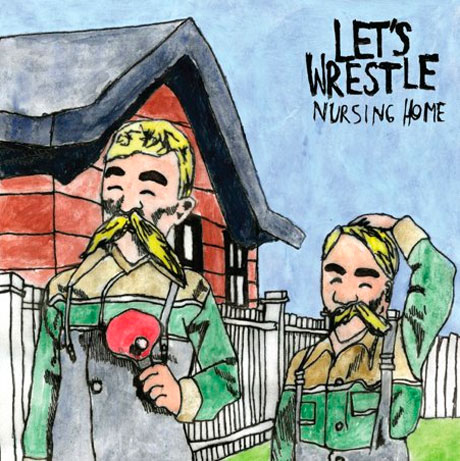 Let's Wrestle Return with <i>Nursing Home</i> LP