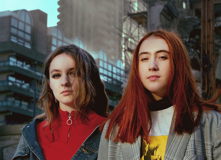 Let's Eat Grandma Tackle Gender, Mental Health and Technology on 'I'm All Ears'