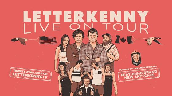 'Letterkenny' Cast Announces 2022 North American Tour