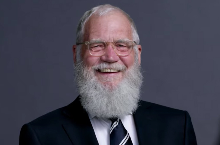 David Letterman Readies Second Season of 'My Next Guest Needs No Introduction'