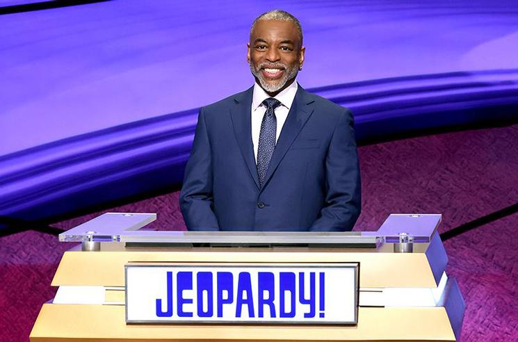 LeVar Burton Honours Alex Trebek in 'Jeopardy!' Hosting Debut