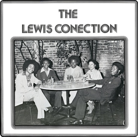 Numero Group Reissues Potentially Prince-Assisted Lewis Connection LP
