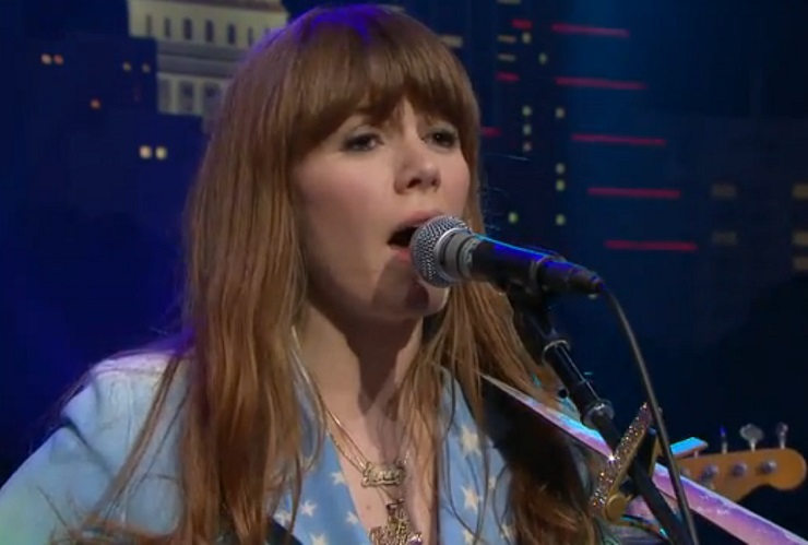 Jenny Lewis 'Just One of the Guys' (live on 'Austin City Limits')