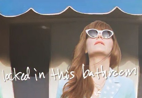 "Jenny Lewis ""Just One of the Guys"" (lyric video)"