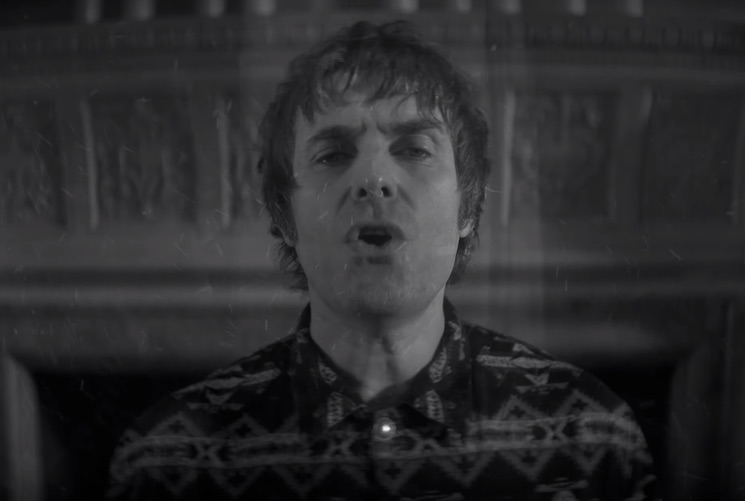 Watch the Snowy Video for Liam Gallagher's New Christmas Tune