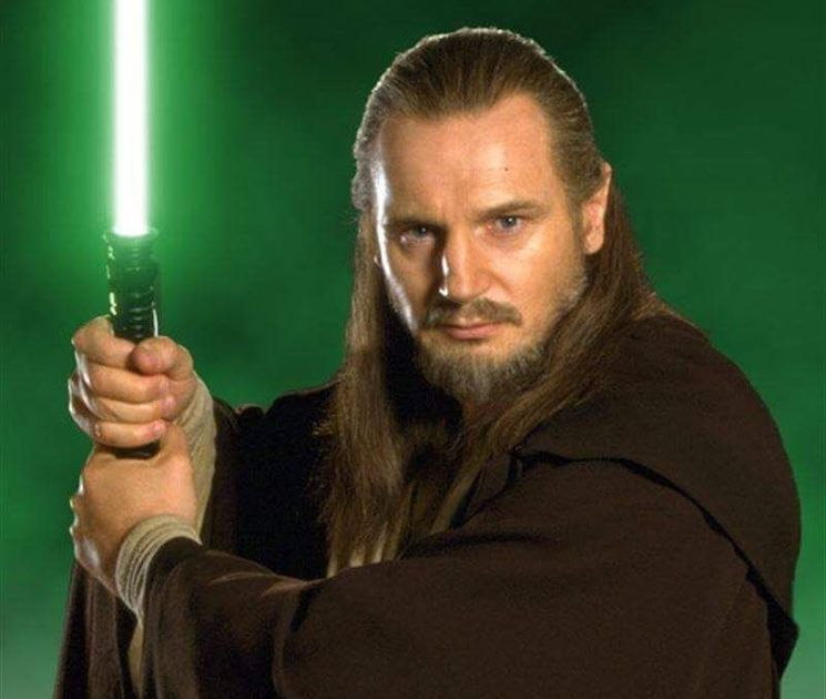 Liam Neeson on Reviving His 'Star Wars' Character for Disney+: 'Sure, I'd Be Up for That, Yeah'
