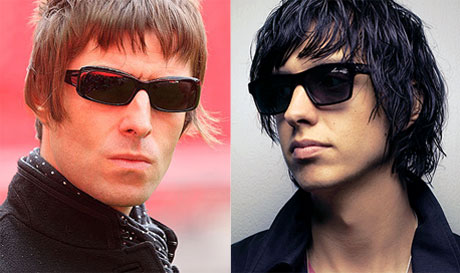 Beefs 2011: Liam Gallagher Hates On Julian Casablancas