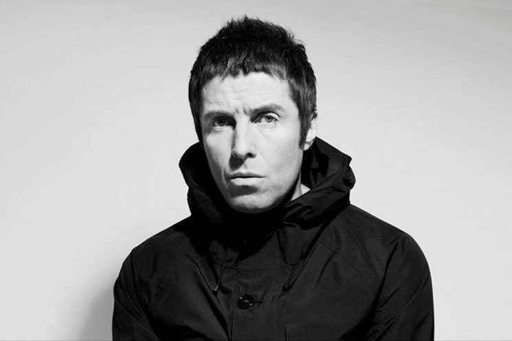 "Liam Gallagher Says He's Started Work on a ""Biblical"" New Solo Album"