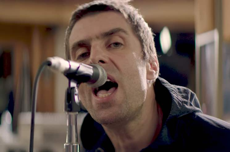 Liam Gallagher 'For What It's Worth' (live video)