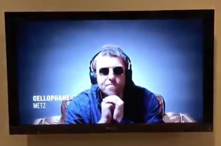 Liam Gallagher Says METZ Sound Like Horrible Looking Nerds