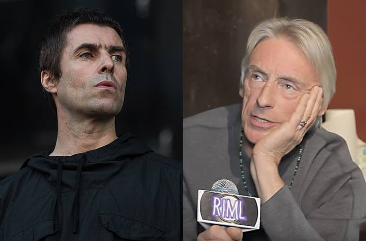Liam Gallagher Lashes Out at Paul Weller on Twitter