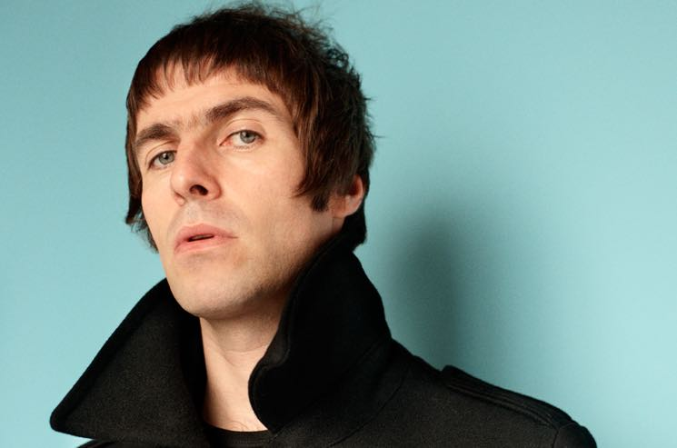Liam Gallagher Announces Solo Album 'As You Were'