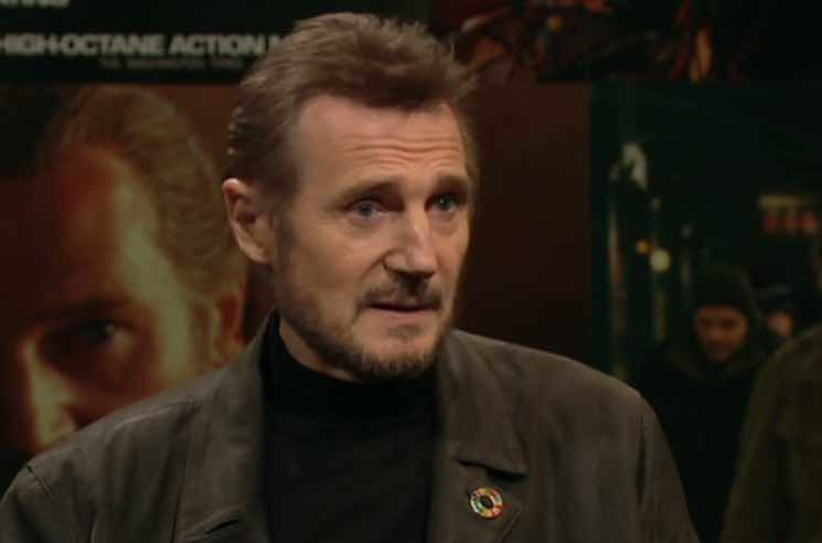 Liam Neeson Says He Wanted to Commit a Racist Murder After a Friend Was Raped