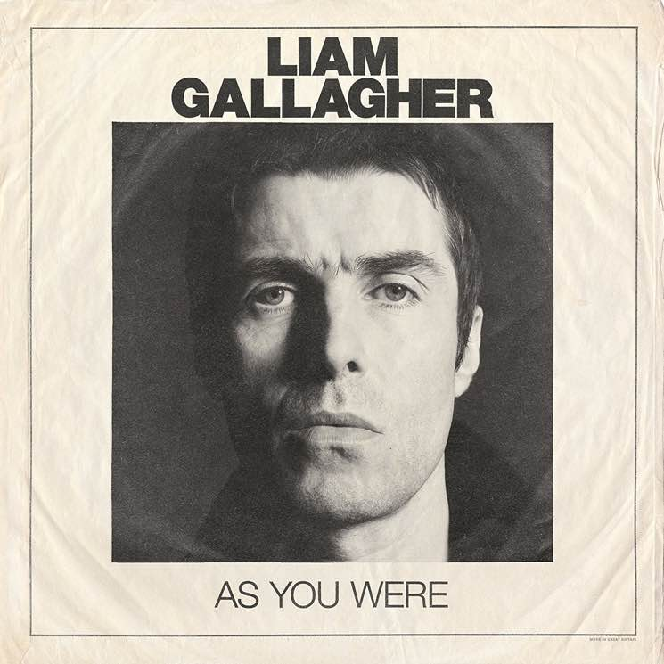 "Liam Gallagher ""For What It's Worth"""