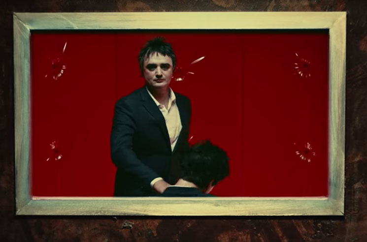 The Libertines 'Heart of the Matter' (video)