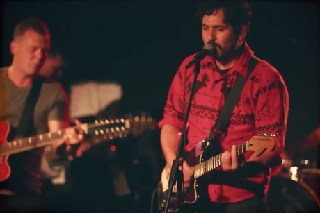 Library Voices 'Space Age' (live video)