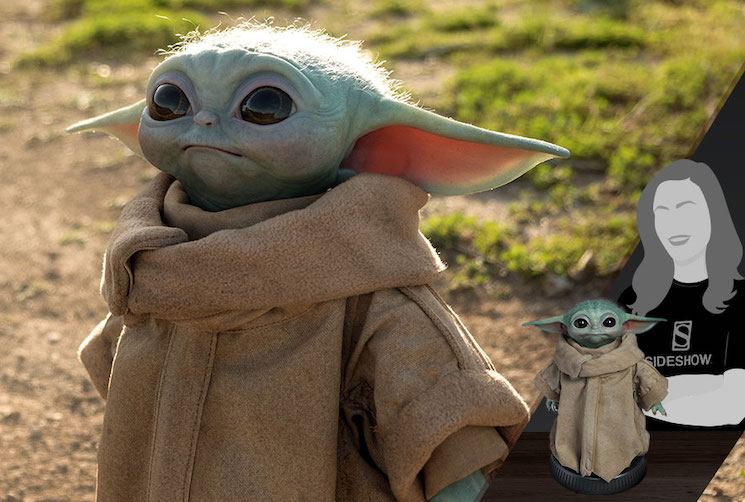They're Making a Perfect Life-Size Replica of Baby Yoda