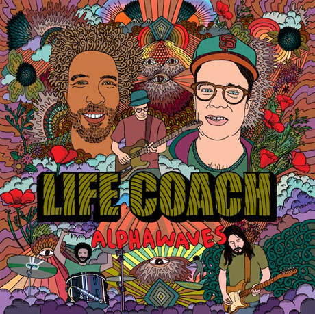 Phil Manley's Life Coach Announce 'Alphawaves'
