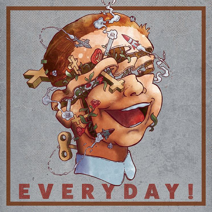 The Lifts 'Everyday!' (EP stream)