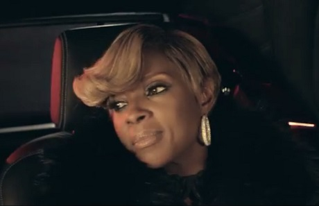 "Mary J. Blige ""Right Now"" (ft. Disclosure) (video)"