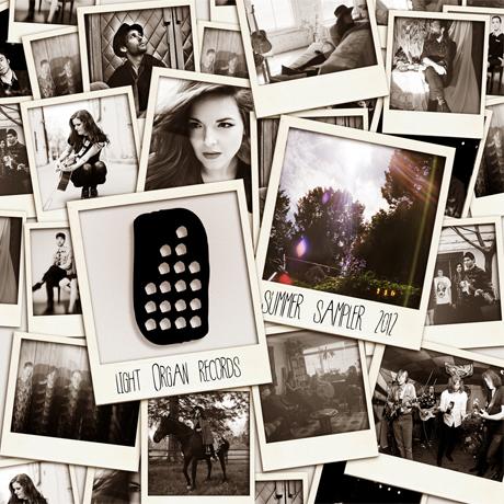 Various Light Organ Records 'Summer Sampler 2012'