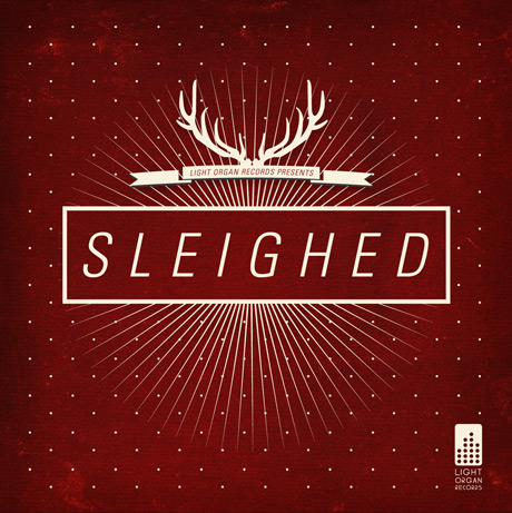 Light Organ Records Releases Holiday EP Featuring Mounties, Fake Shark Real Zombie, the Fugitives