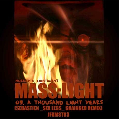 "Murray Lightburn ""A Thousand Light Years"" (Sebastien Grainger remix) / (video tailer)"
