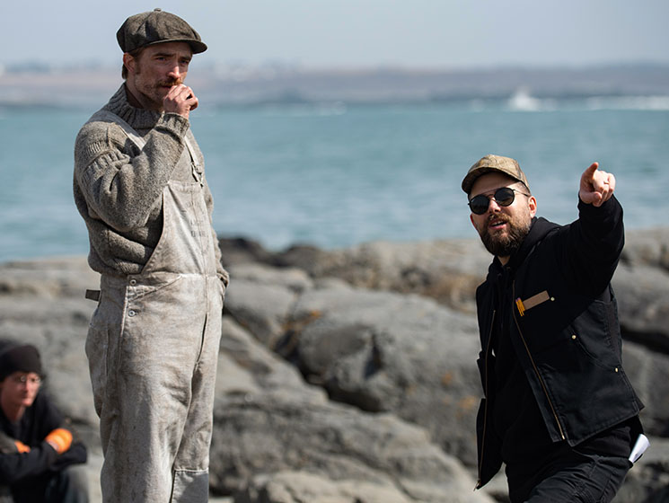 'The Lighthouse' Director Robert Eggers on Isolation, Dafoe and Pattison, and Staying Serious