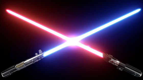 Disney's Lucasfilm Is Suing a Lightsaber School for Copyright Infringement