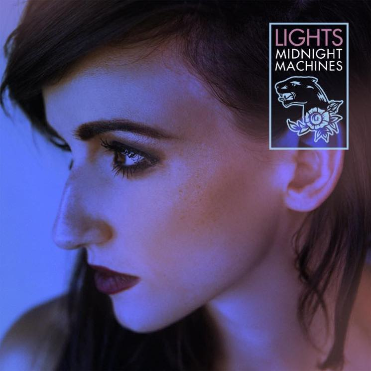 Lights Announces 'Midnight Machines' Acoustic Album and Tour Dates