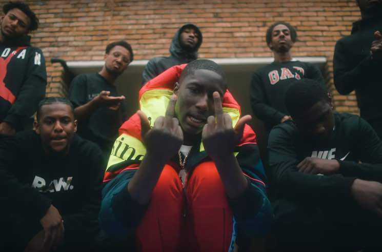 "Lil Berete Drops London-Shot ""Money Moves"" Video Featuring Headie One"