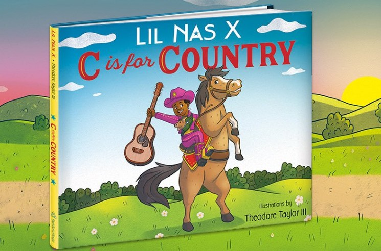 Lil Nas X Wrote a Children's Book