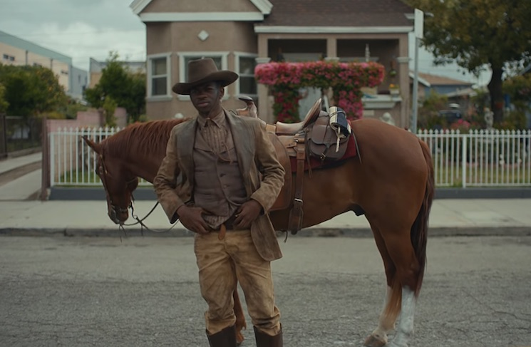 "Lil Nas X's ""Old Town Road"" Is Officially the Longest Running No. 1 Song in Chart History"