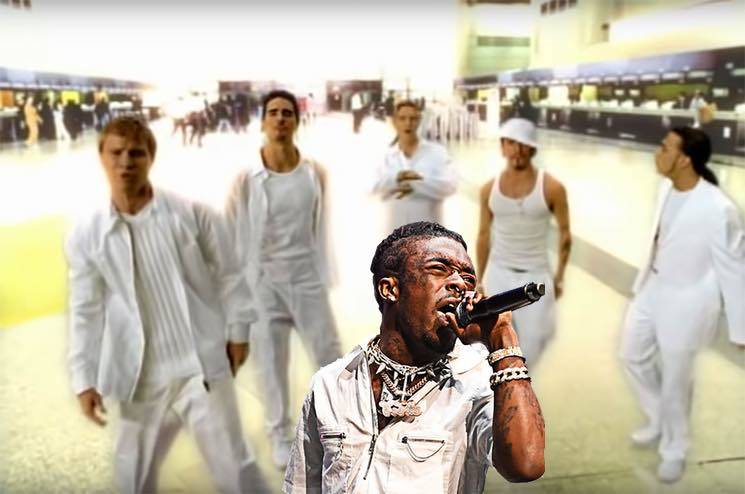 ​Lil Uzi Vert Channels the Backstreet Boys on 'That Way'