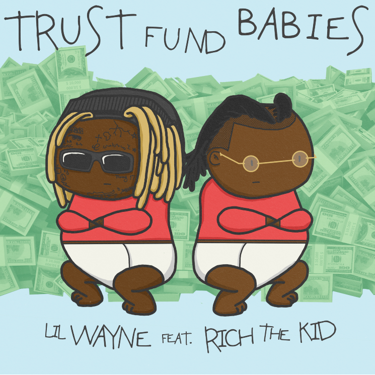 Lil Wayne and Rich the Kid Invest in Each Other on 'Trust Fund Babies'