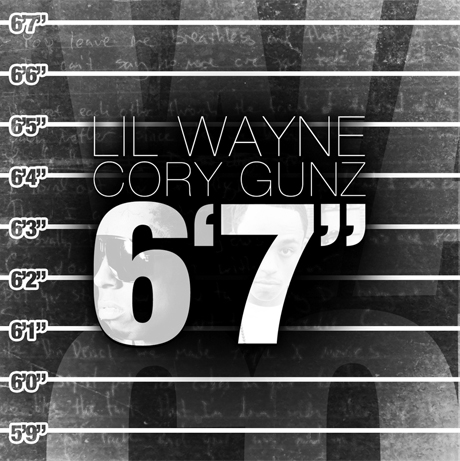 Lil Wayne '6'7' (ft. Cory Gunz) (video)