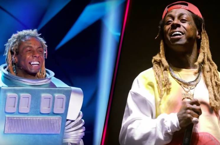 ​Lil Wayne Revealed on 'The Masked Singer'