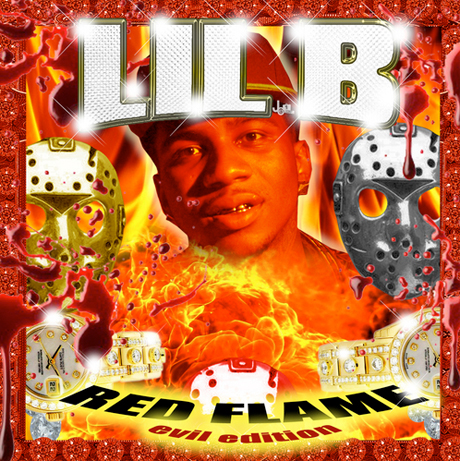 "Lil B ""Slangin Yayo"" (ft. Salem) / <i>Red Flame Evil Edition</i> Mixtape"