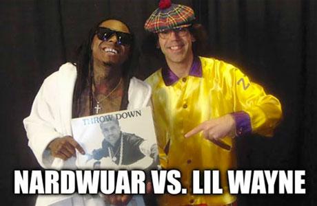 Lil Wayne vs. Nardwuar