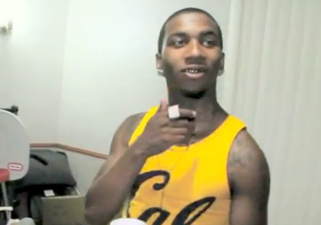 """Lil B """"Swag Jerry Rice"""" (video)"""