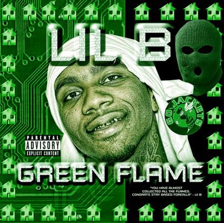 Lil B 'Green Flame' mixtape