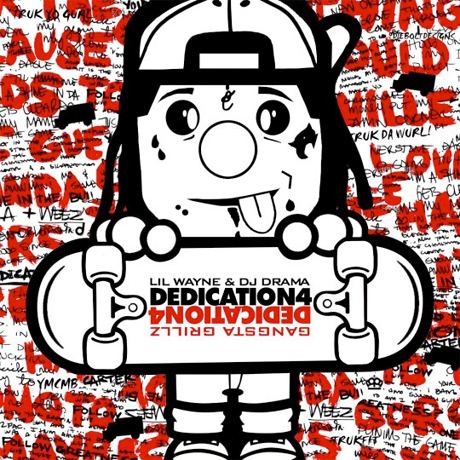 Lil Wayne 'Dedication 4' (mixtape)
