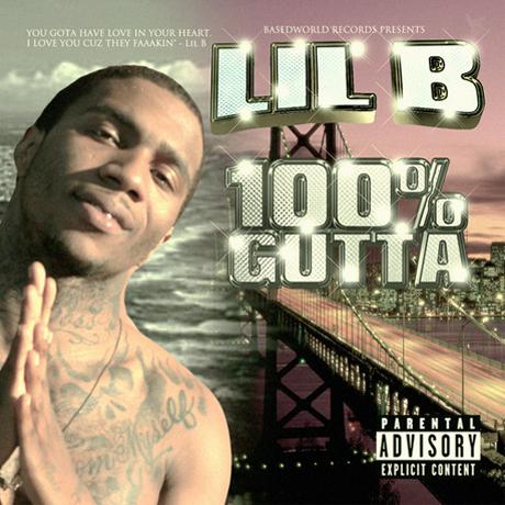Lil B '100% Gutta' (mixtape)
