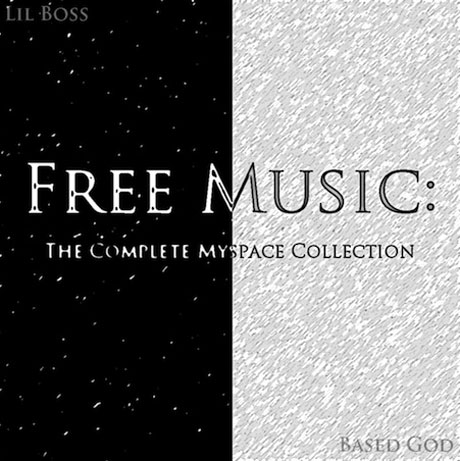 Lil B <i>Free Music: The Complete MySpace Collection</i>