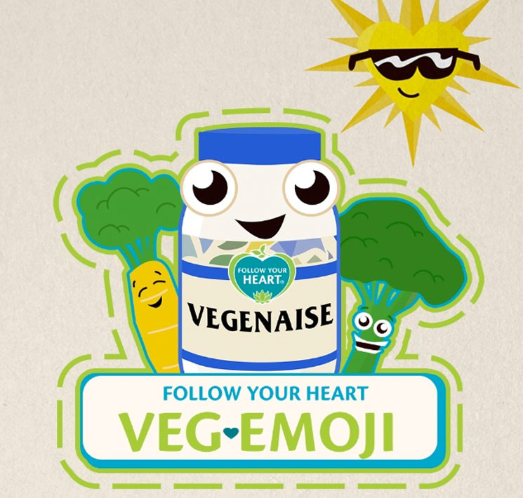 Lil B Partners with Vegan Food Company for New Emoji App